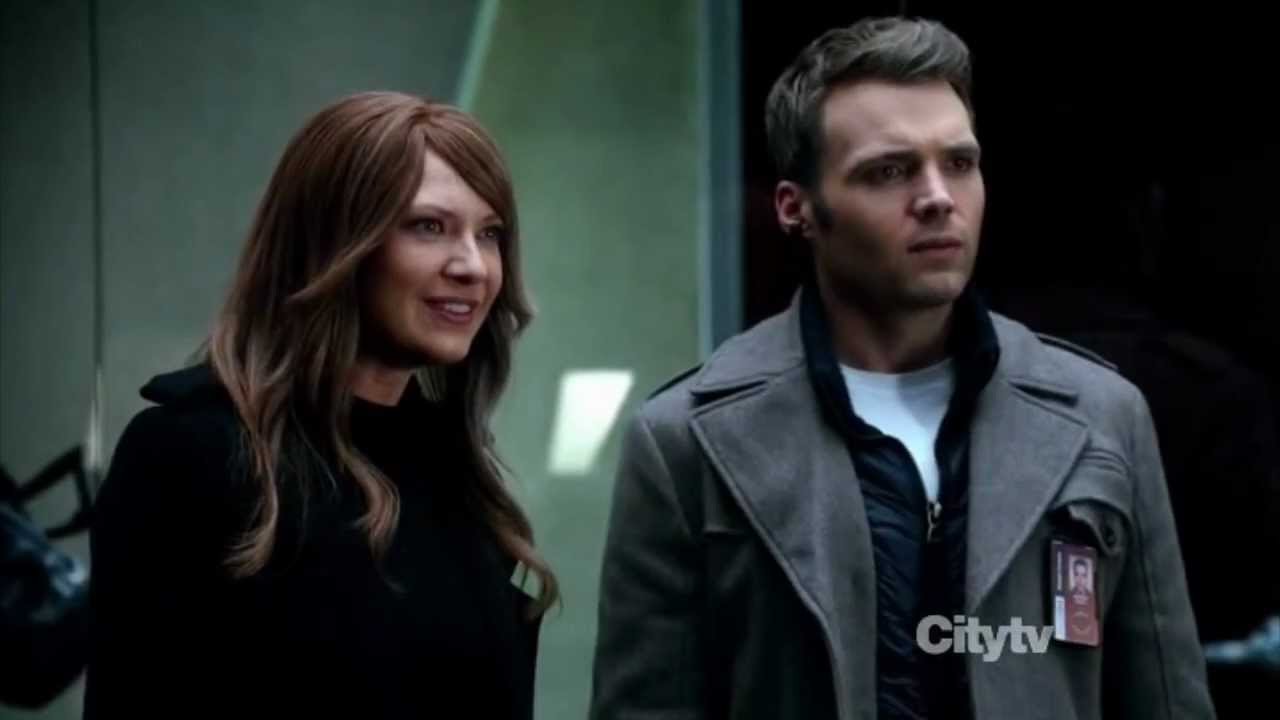 Download Fringe Episode  5.12 Scene - What Are You Doing Here?