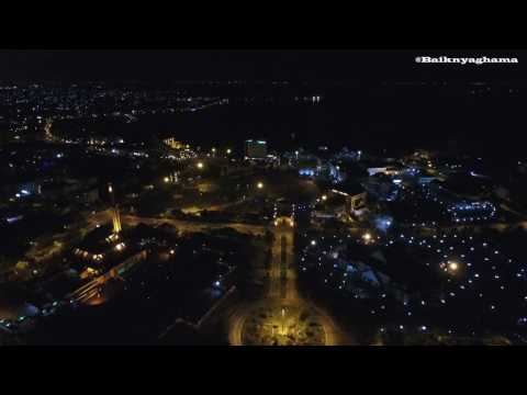 NIght Show Phantom 4 Batam