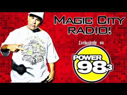 MAGIC CITY RADIO on Power 98.3 !!
