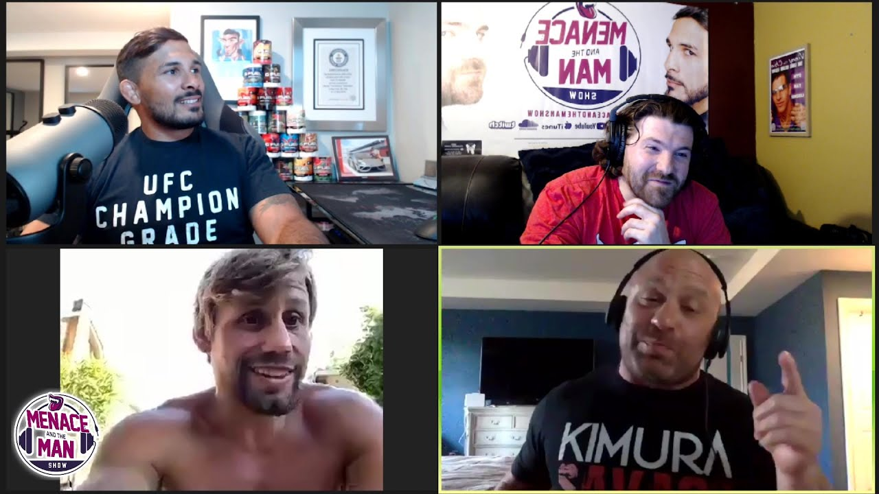Download Episode 83 w/ Urijah Faber & Matt Serra & Te Edwards
