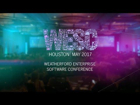 Weatherford Enterprise Software Conference (WESC) 2017