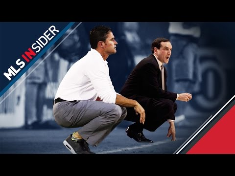 Coach Jay and Coach K | MLS Insider