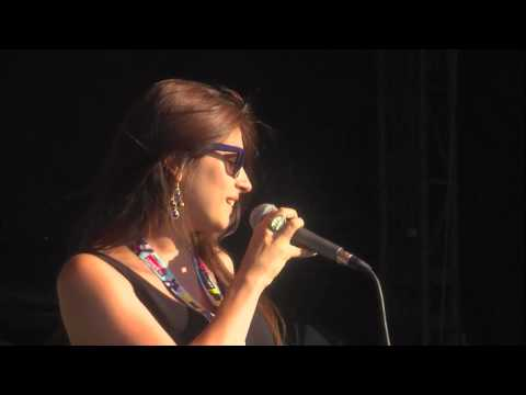 Pannonia Allstars Ska Orchestra feat. CéAnne  Live - Our Day Will Come @ Sziget 2012