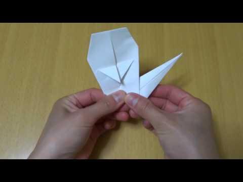 ハート 折り紙 おばけ 折り紙 折り方 : popmatx.com