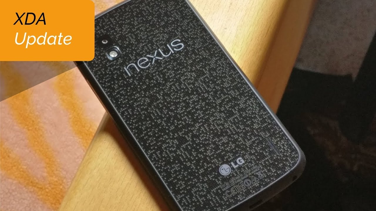 Using the Nexus 4 in 2018- With Android 8 1 Oreo