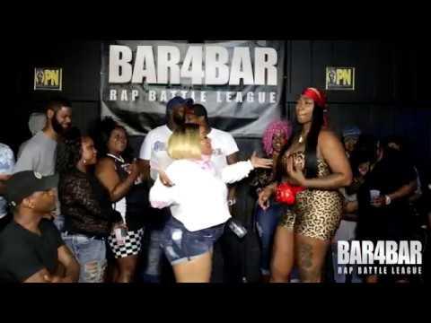 Garrison King - Female Battle Rapper Leaks Opponent's Nudes During Rap Battle
