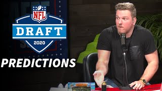 Pat McAfee's Thoughts Heading Into The 2020 NFL Draft