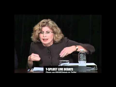 T-SPLOST: Atlanta's Regional Transportation Referendum, Live Debate at WABE