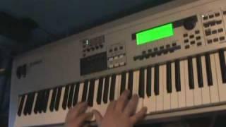 Piano Cover - Caribbean Blue (Enya)