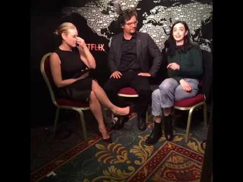 Chelsea Handler interviews Wagner Moura and Krysten Ritter