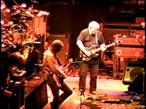Grateful Dead, absolutely rippin'