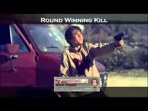 Justin Bieber Gets Owned by Katy Perry (MW2 Style)