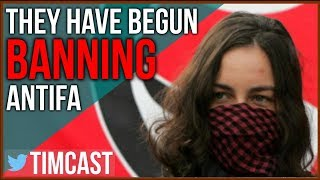 Antifa Groups Banned Following Tucker Carlson Incident