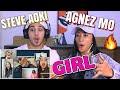 Steve Aoki - GIRL feat. AGNEZ MO & Desiigner (Official Video) - REACTION