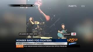 Anak Kecil di Konser Foo Fighters Yang Sedang Viral