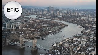 Quick City Overview: London, England UK (HD)