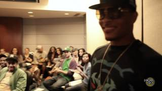 angies behind the scenes ti surprises new hot97 summer jam staff