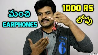 Video best earphones under1000rs review in telugu download MP3, 3GP, MP4, WEBM, AVI, FLV Juli 2018