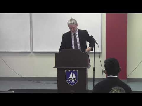 Friday Night Lecture Series Dr. Daniel Gallagher Part 1