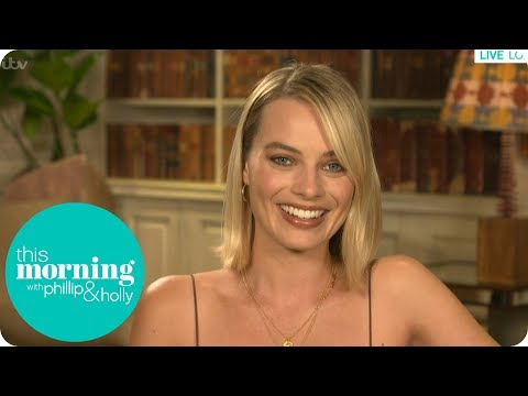 Margot Robbie Had a Dialect Coach on Neighbours Because Her Accent Was Too Strong!  This Morning