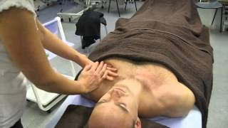 Learn full body massage routine. Swedish Massage