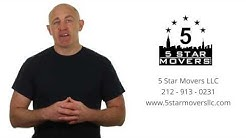 5 Star Bronx Movers 212-913-0231 The Best Movers in the Bronx