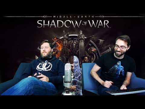 Shadow of War Livestream - Death Threats, Epic Quality Loot, and Weapon Challenges