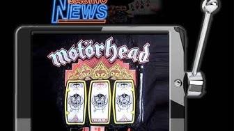 Der Motörhead Slot von NetEnt kommt im September