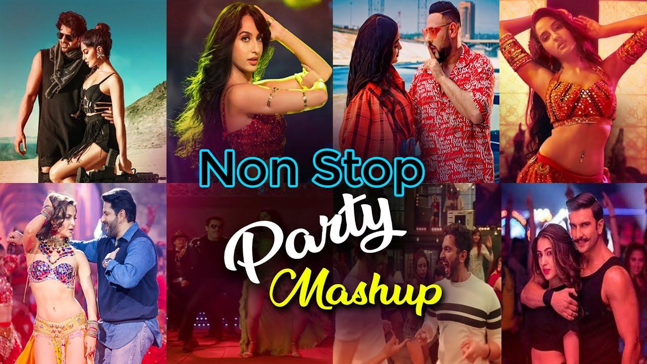 Download Non Stop Party Mashup   Bollywood Party Songs 2020   Sajjad Khan Visuals