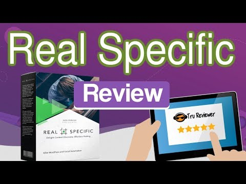 Real Specific Review . http://bit.ly/2znBroP