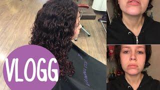 VLOGG | Ny hårfärg, Kylie Jenner Challenge
