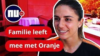 Danielle van de Donk put voor WK-finale kracht uit gemis familie | NU.nl