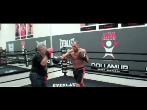 UFC on FOX Vlog Day 1 - Inside Team AKA - Family - Business - Mike Swick