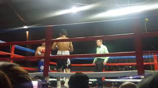 Filipino beats Thailander winning WBC Asia Batamweight Title (Carl Jammes Martin of Ifugao)