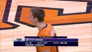Zoran Dragič Full Highlights 2015.1.2 vs 76ers - 1st NBA points for Zoki! 3 Pts, 1 Assist, 1 Reb thumbnail