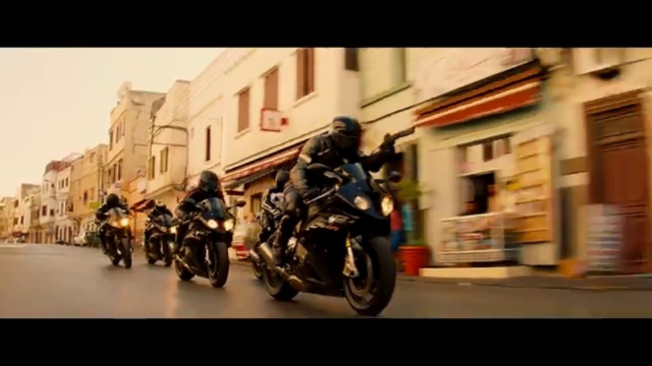 Download MISSION: IMPOSSIBLE - ROGUE NATION   On Blu-ray Tuesday (HD)