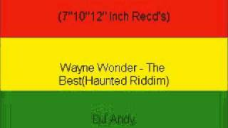 Wayne Wonder - The Best(Haunted Riddim)