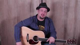Beginner Acoustic Guitar Chords (EVERY ELVIS fan MUST know)