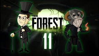THE FOREST #11 : Bunny Breeding & Turtle Shell Racing