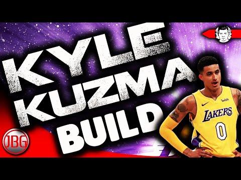 fda0c289ced NBA 2K18 Kyle Kuzma Archetype for MyCAREER - NBA 2K18 Tips by  JackedBillGaming
