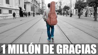 Guitarraviva: 1.000.000 de Gracias y te regalo mi guitarra !  guitarraviva