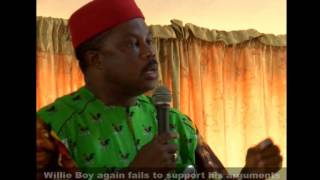 Anor Oga At The Top: Willie Obiano couldn