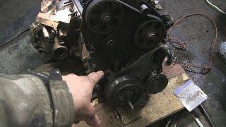 видео VW T4 ГРМ