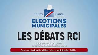 Municipales 2020 - Débat Rci - Le Moule