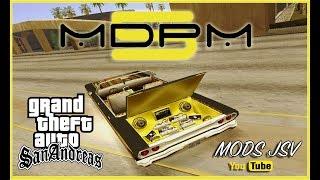 [Gta Sa] Tutorial MDPM V5- Mod Subwoofers