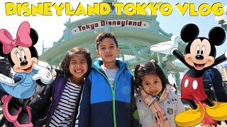 Wisata seru ke Jepang PART 7 (End) : DISNEYLAND TOKYO   TheRempongsHD