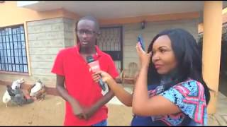 Njugush Comedy: Chilling At Home | WHAT'S POPPIN' SHOW | Pulse Live