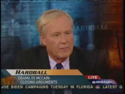 Hardball: Ed Rogers Says Obama is Using Platitudes