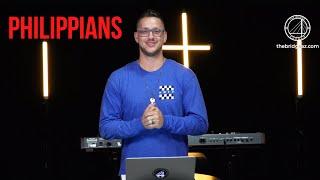 Philippians | Rejoice Always | Eric Van Schoonhoven