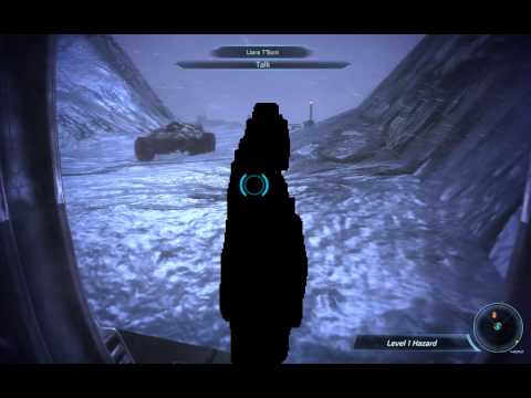Mass Effect Black Box Bug - YouTube